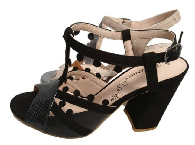 ee093a0ffe768 Cute high heels sandals