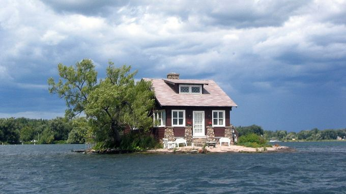 Red Cottage — Thousand Islands New York