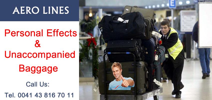 Aerolines Baggage Services baggage