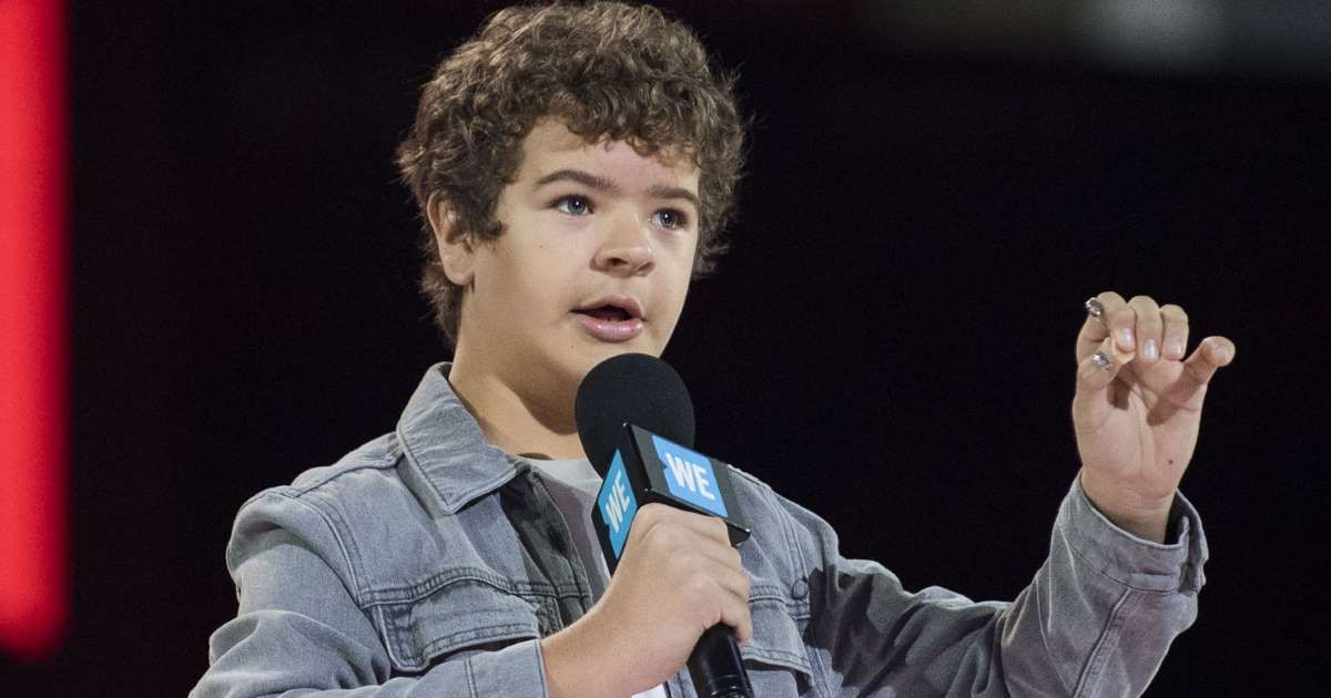 Stranger Things Star Gaten Matarazzo Comes To The Doctors Speak About His Rare Genetic Disorder Cleidocranial Dysplasia