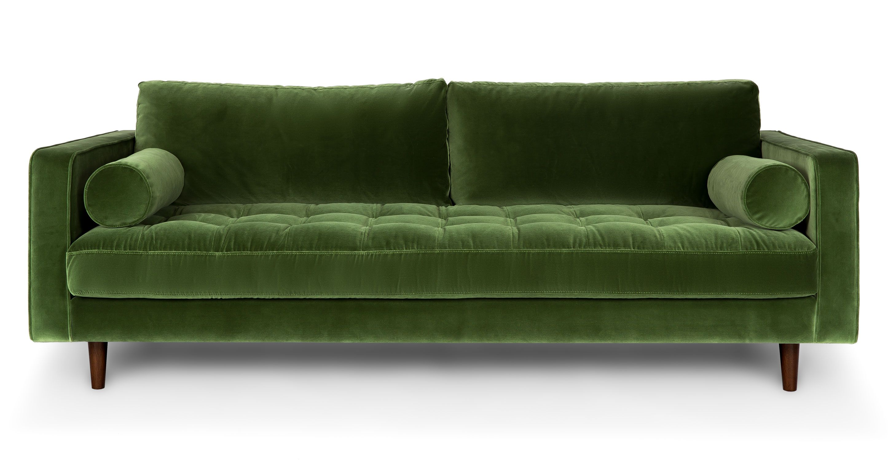 Sven Grass Green Sofa in 2019 | Furniture and Decor | Green sofa ...