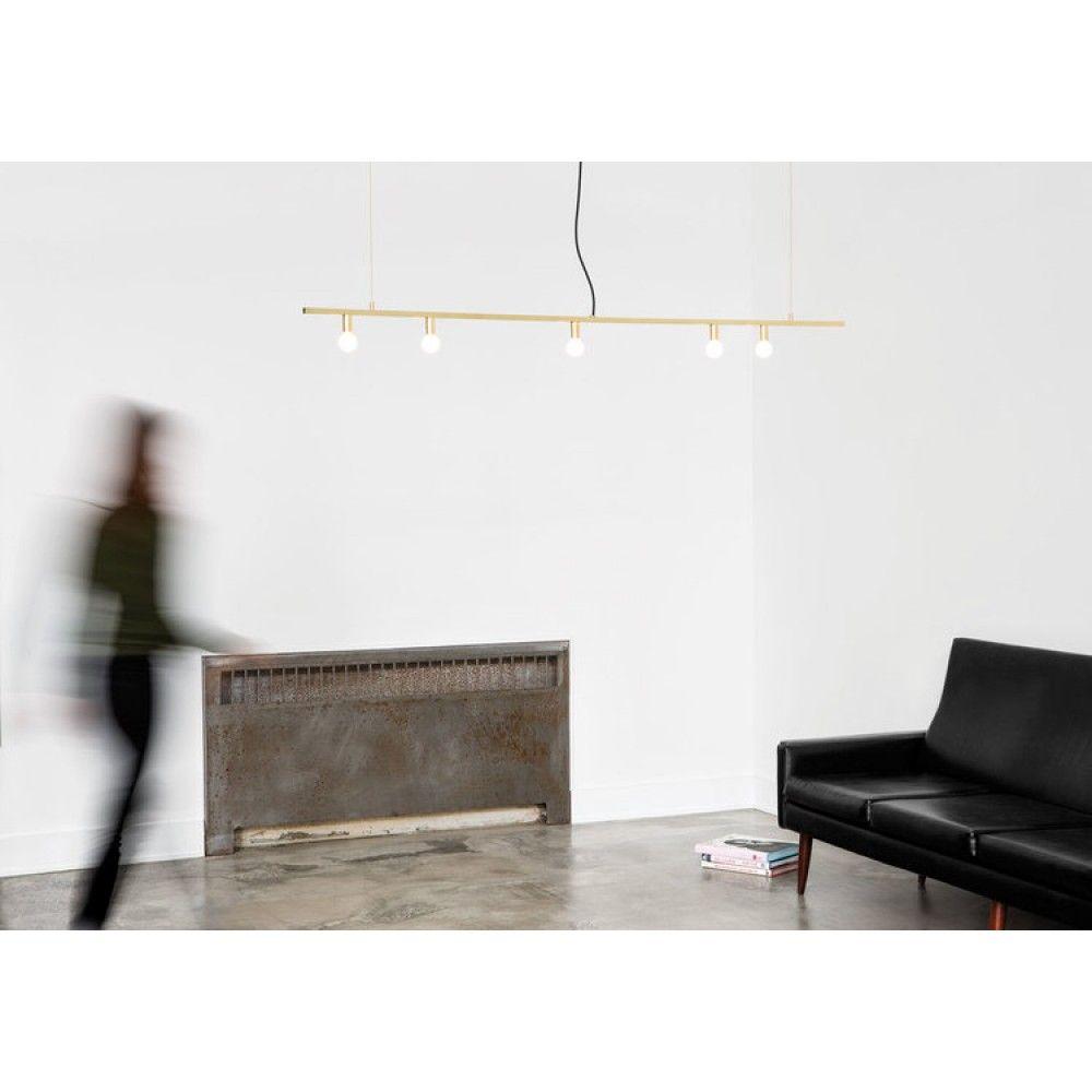 Dot Line Suspension by Lambert et Fils Lighting