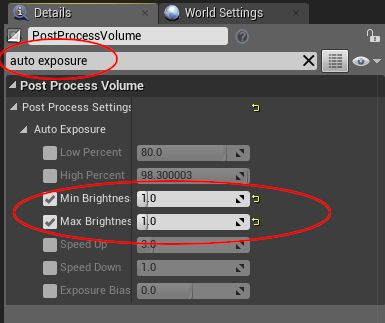 UE4 Quick Tip - Is your level getting brighter? | Unreal Engine 4