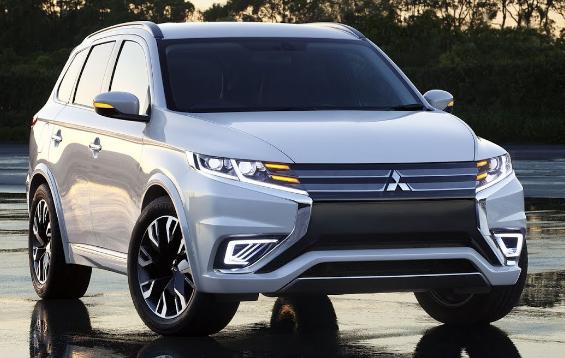 2018 Mitsubishi Outlander Colors Release Date Redesign Price