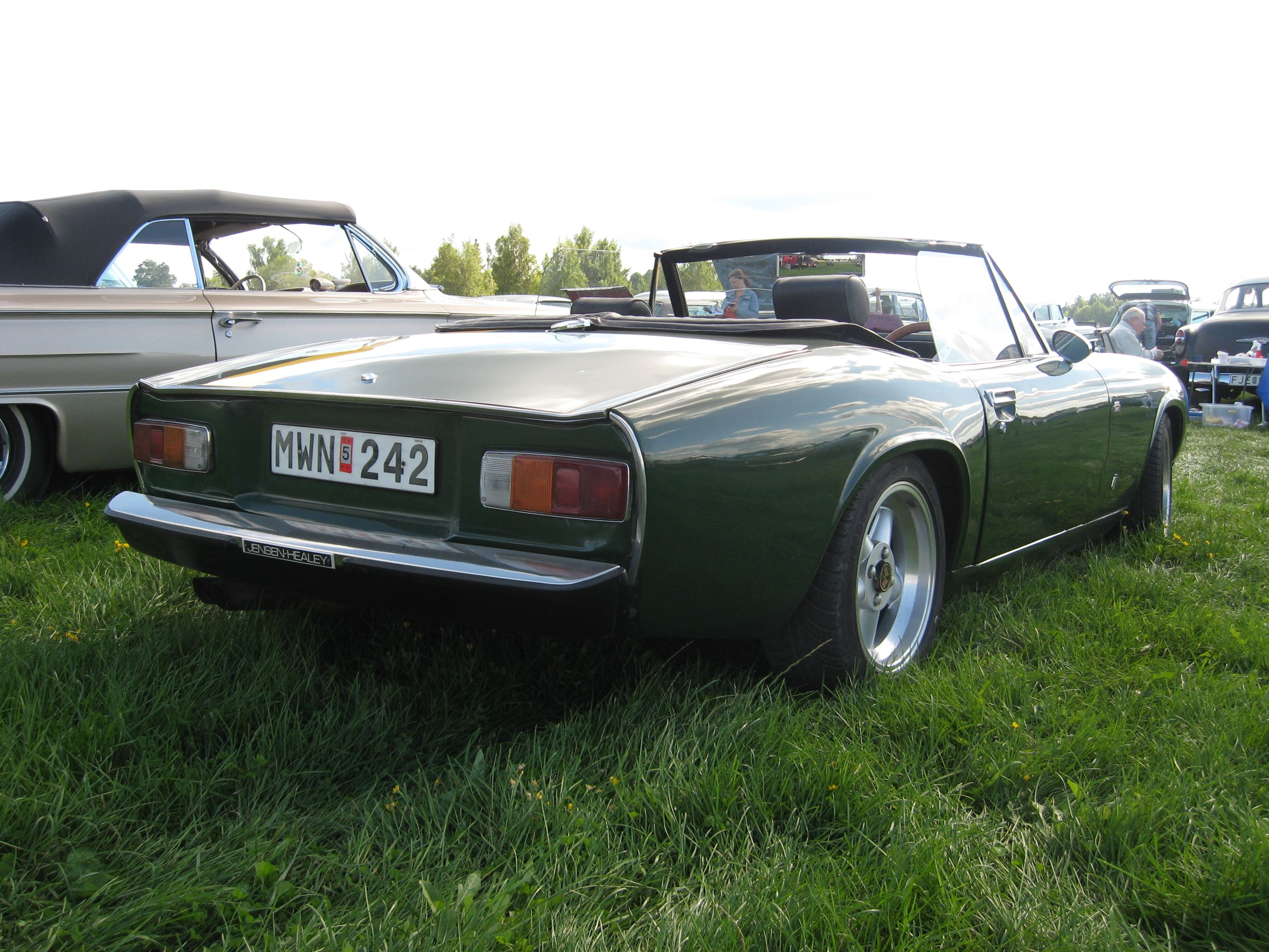 Jensen Healey Automotive Obsession