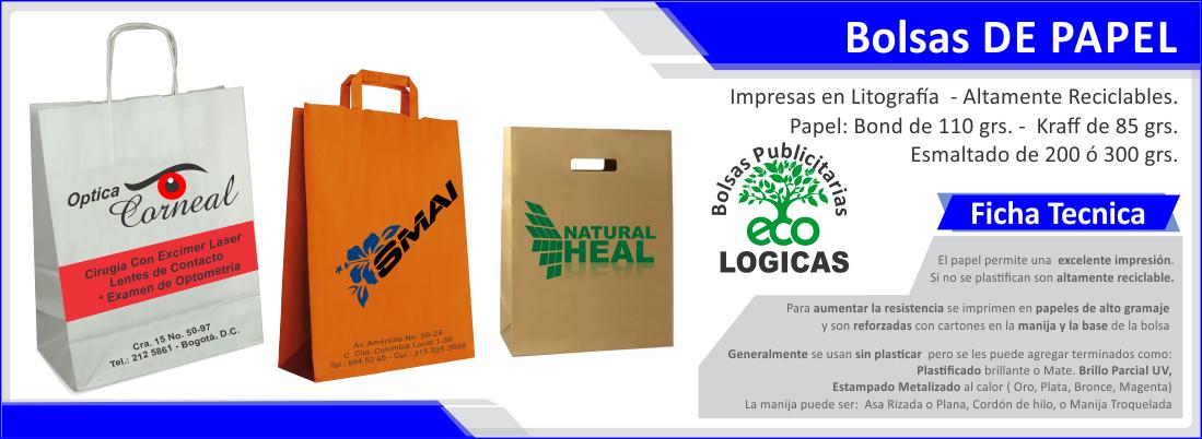 ad938e162 Bolsas de papel, bolsa tipo boutique, ecologicas, fabrica bogota,  medellein, cali, bucaramanga, cartagena