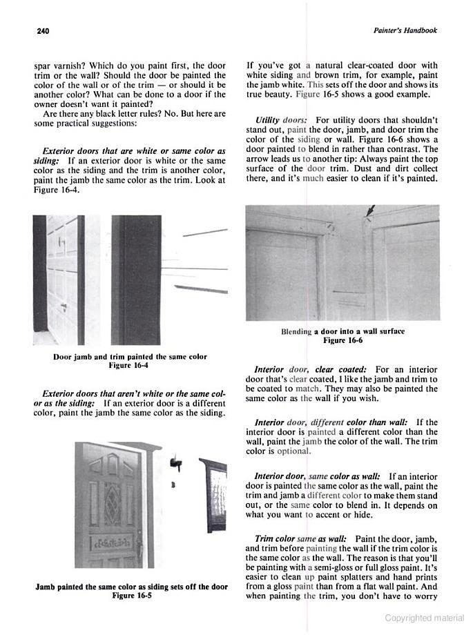 Painter\'s Handbook - William McElroy - Google Books | NY | Pinterest ...
