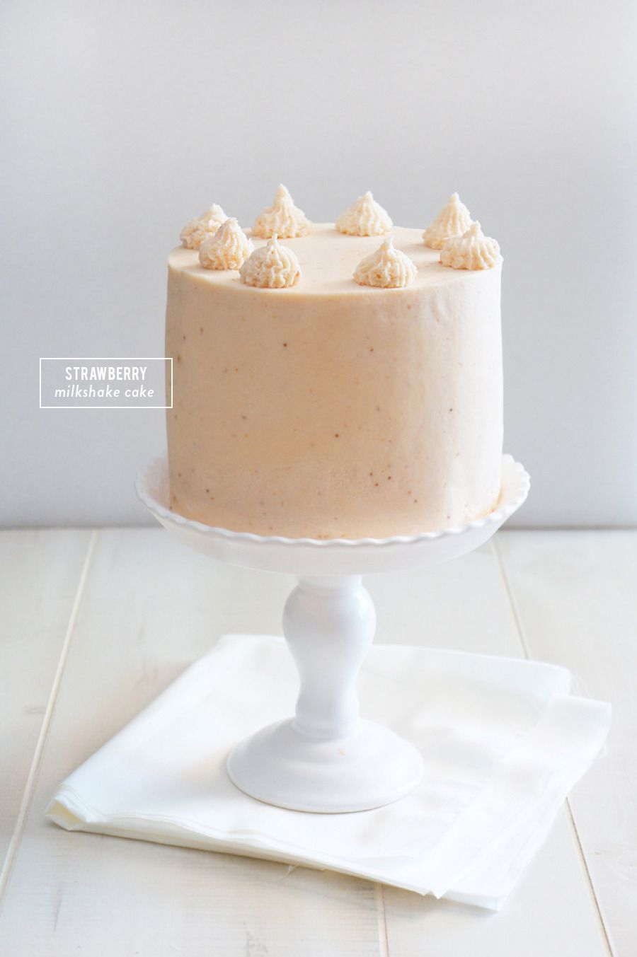 Strawberry Milkshake Cake Strawberry milkshake Cake kids and