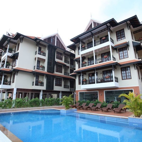Vacation Apartment in Downtown Siem Reap