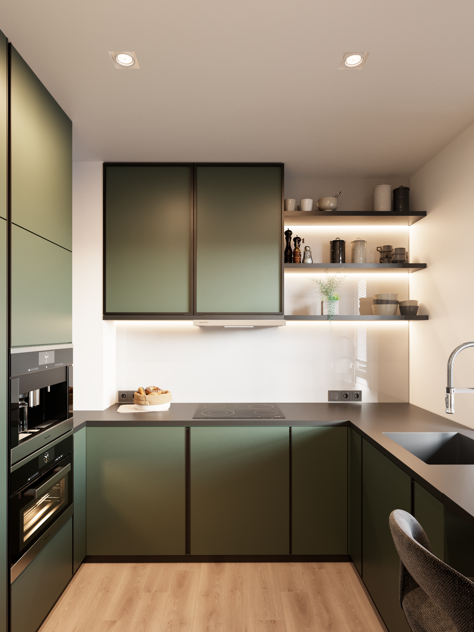 kitchen on behance cuisine moderne cuisine pinterest cuisine verte on a kitchen design id=95864