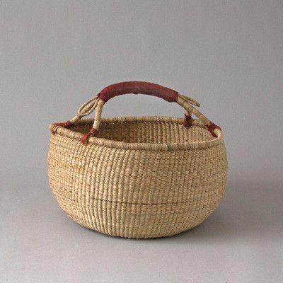 Bolga basket objetos pinterest cesto cestas y bolsos - Merkamueble las palmas ...