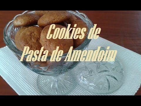 Passo a Passo Para Fazer Cookies de Pasta de Amendoim