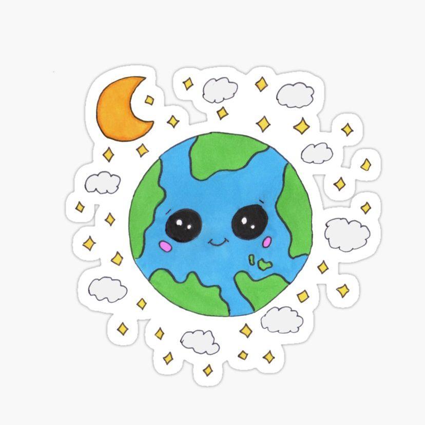 0dbb9b0c96b733f3977ad5d0ef687bc1 » Earth Drawing Easy