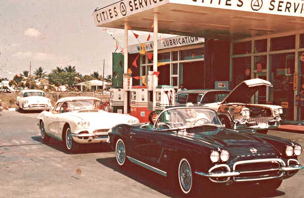 Four Fun Friday Forties, Fifties, and Sixties Kodachrome