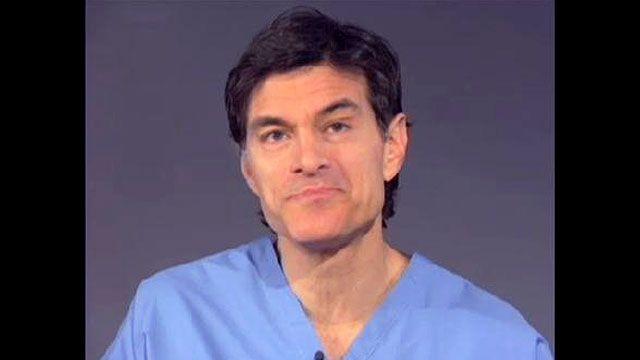 Dr. Oz n your skin
