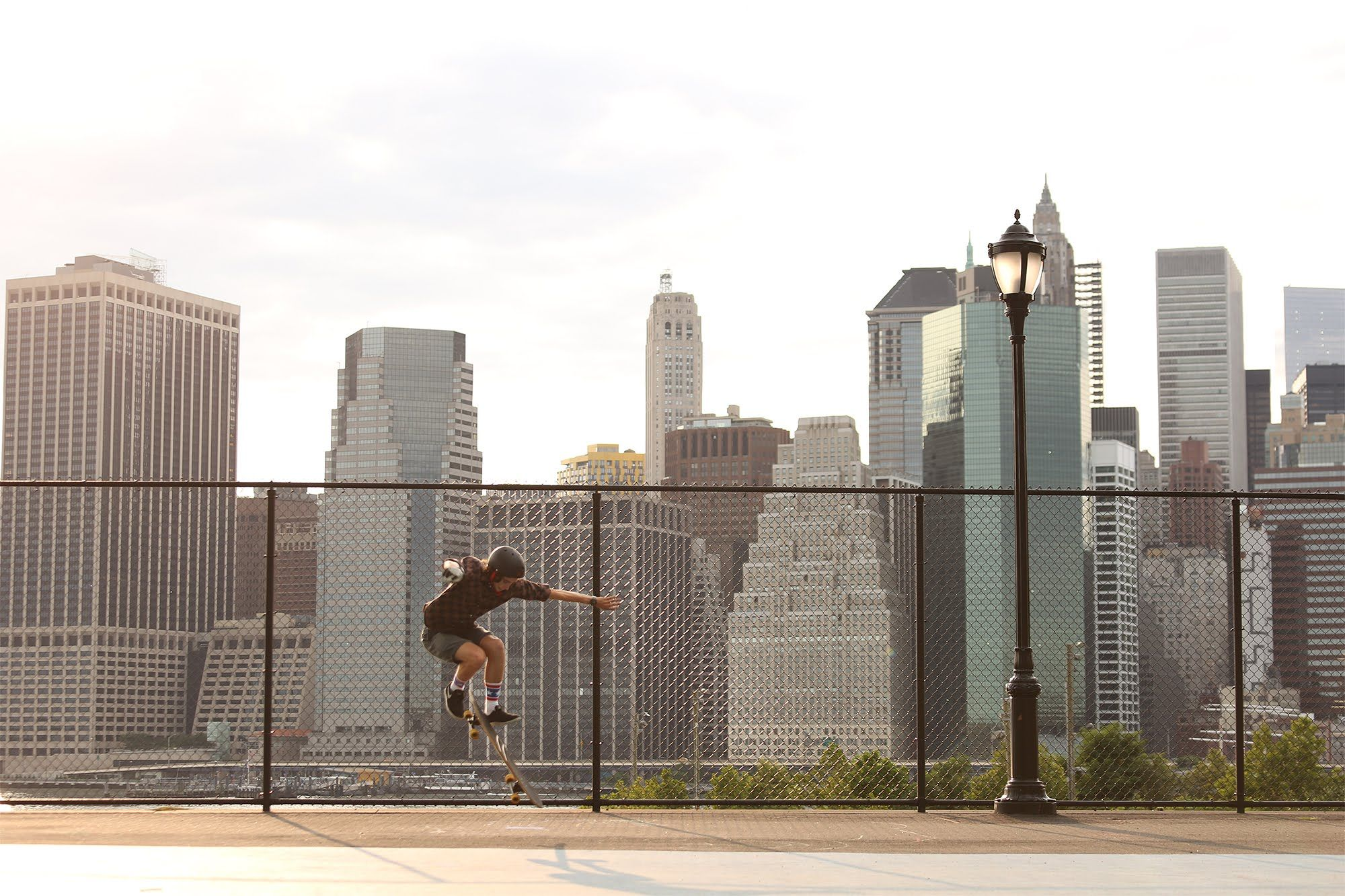 These Longboarders Glide Us Through Some of New York City's Best Scenic Spots