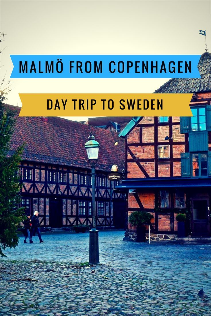 how to travel from copenhagen to malmo airport
