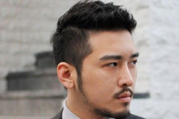 Pin By A A On Asian Men Hairstyle In 2020 Asian Hair Asian