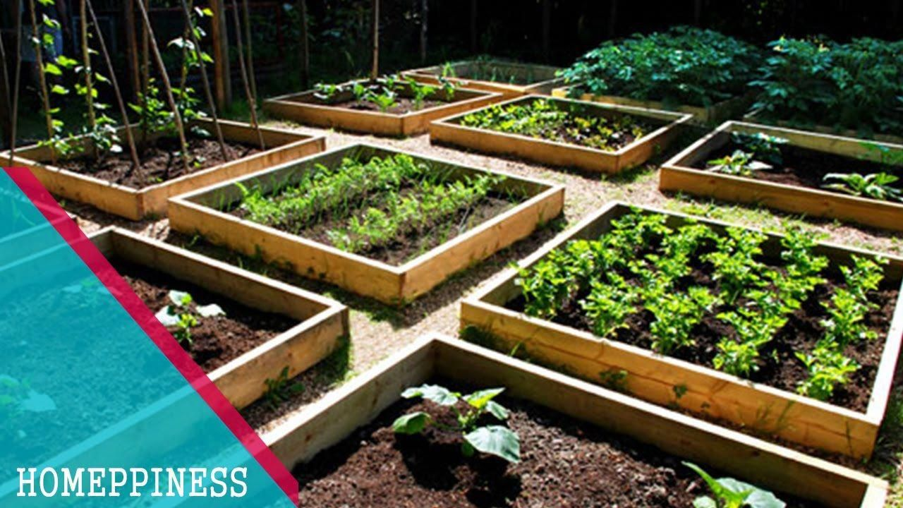 vegetable garden landscaping ideas # ...