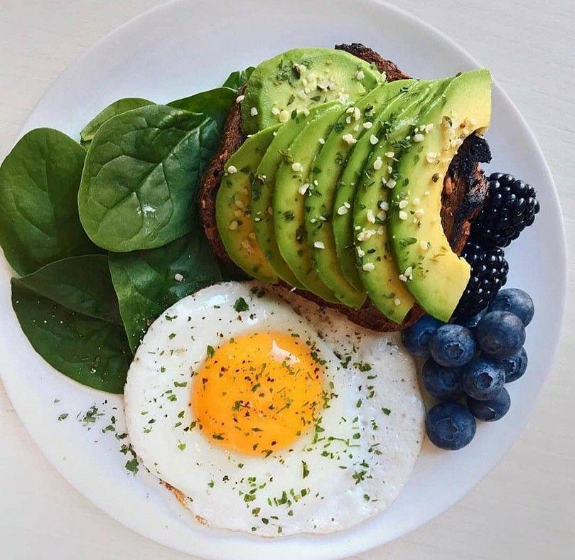 фитнес завтраки рецепты с фото горячий