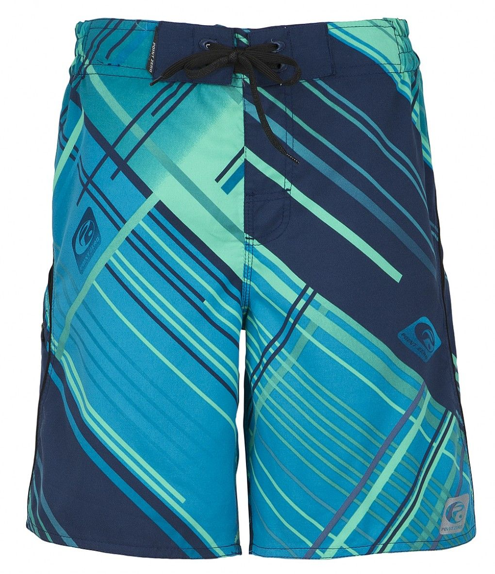 Point Zero Board Shorts Mens Bathing Suits Clothing Brand Board Shorts