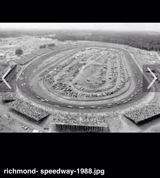 Old Richmond Fairgrounds Speedway