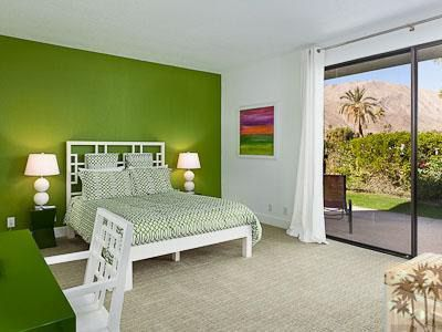 Room Decoration Green