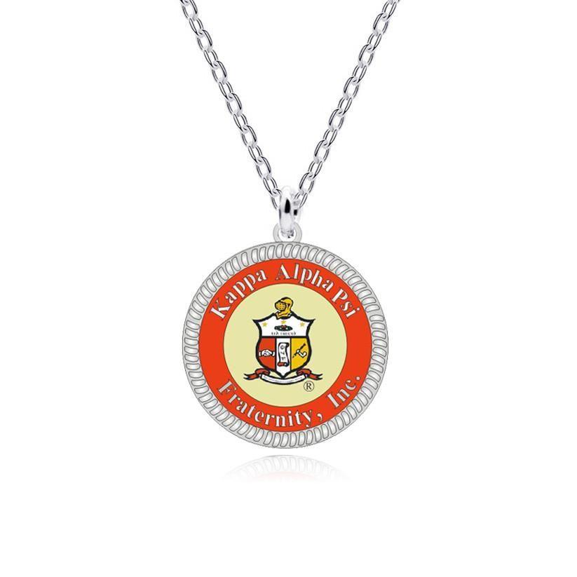 Kappa Alpha Psi Chain Pendant