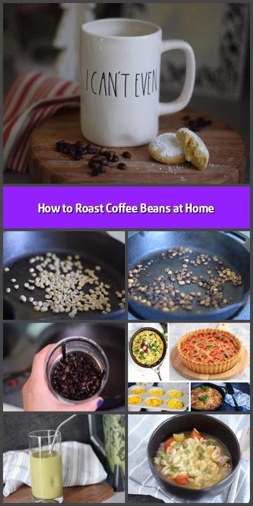How to Roast Coffee Beans at Home, 2020 (Görüntüler ile)