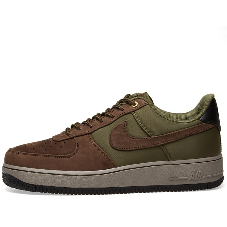 ae0d20f8e Nike Air Force 1  07 Premier  Beef   Broccoli  Brown