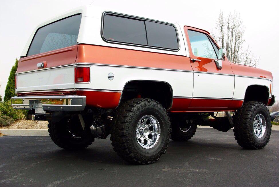 K5 Blazer K5 Blazer Chevrolet Trucks Lifted Chevy Trucks