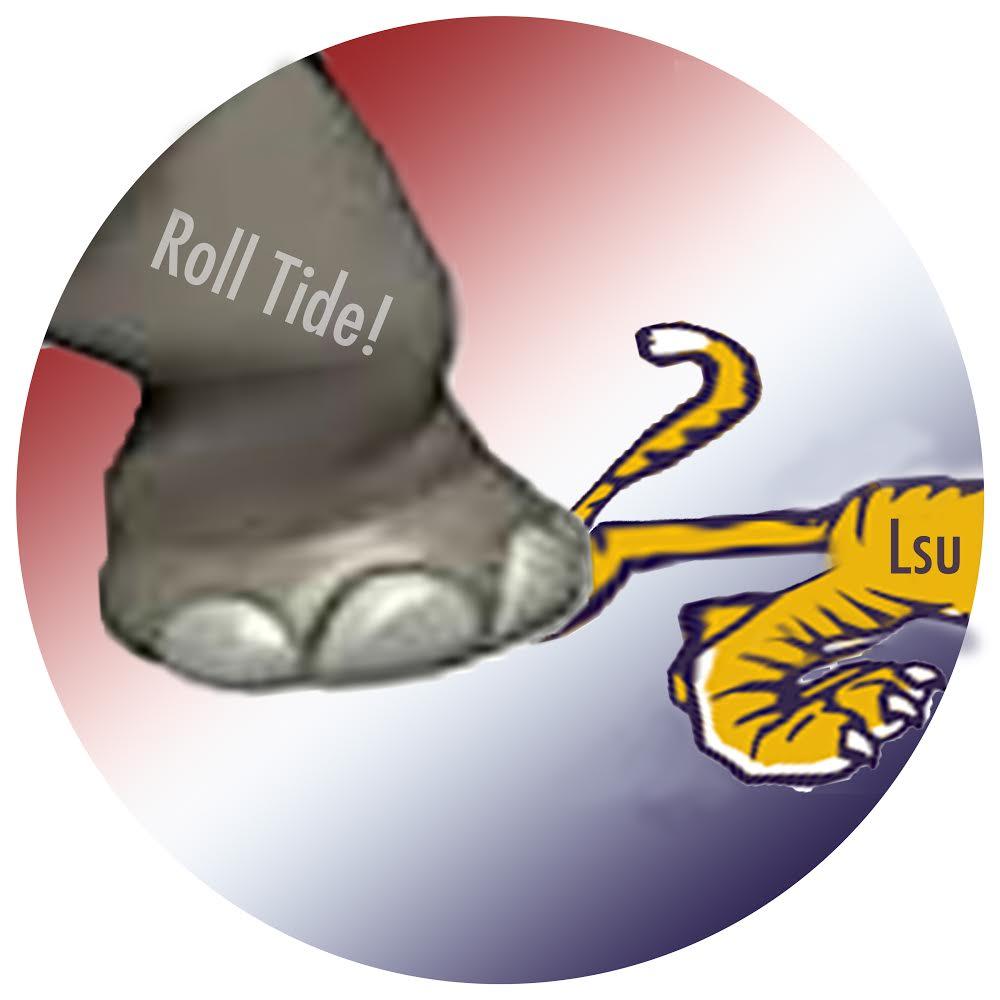 Alabama vs LSU 2018 Alabama vs, Lsu vs bama, Lsu
