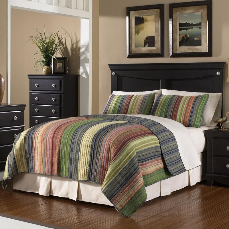 Carlsbad Full Queen Panel Headboard By Standard Furniture At