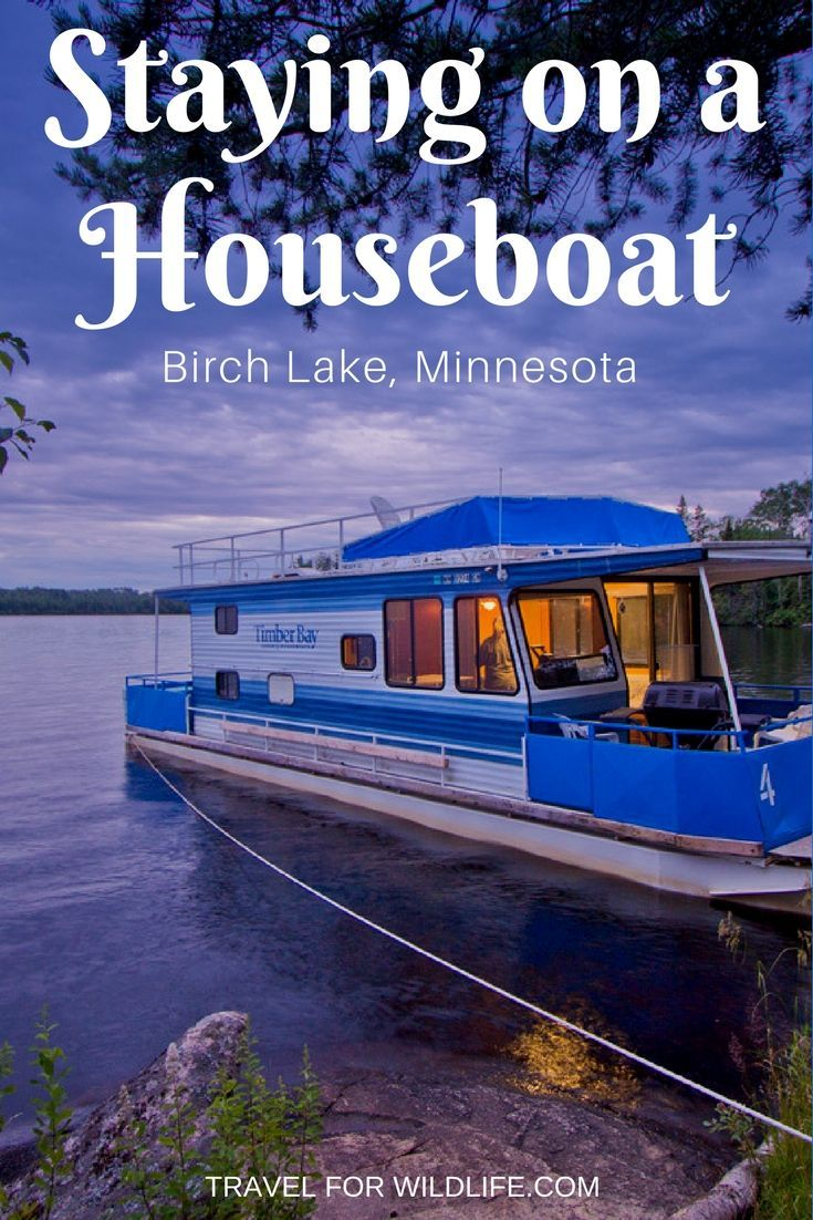 Houseboat rentals a dream vacation on a minnesota lake