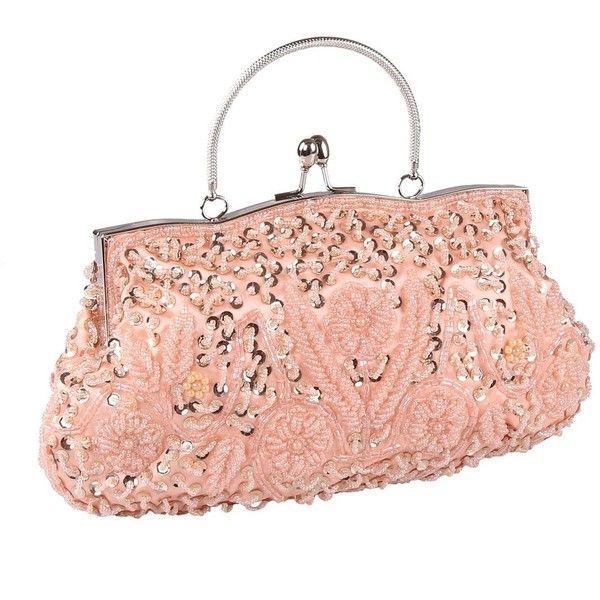 Lady Vogue Simple Party Clutch Bag Prom Evening Handbag