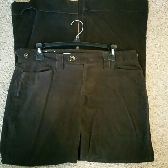 Brown Cortaroy pants Old Navy boot cut pants good for dress or casual. Old Navy Pants Trousers