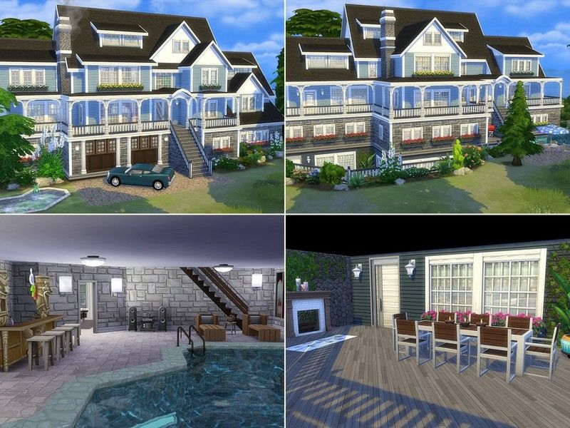 Luxury Beach House Is A Huge Family