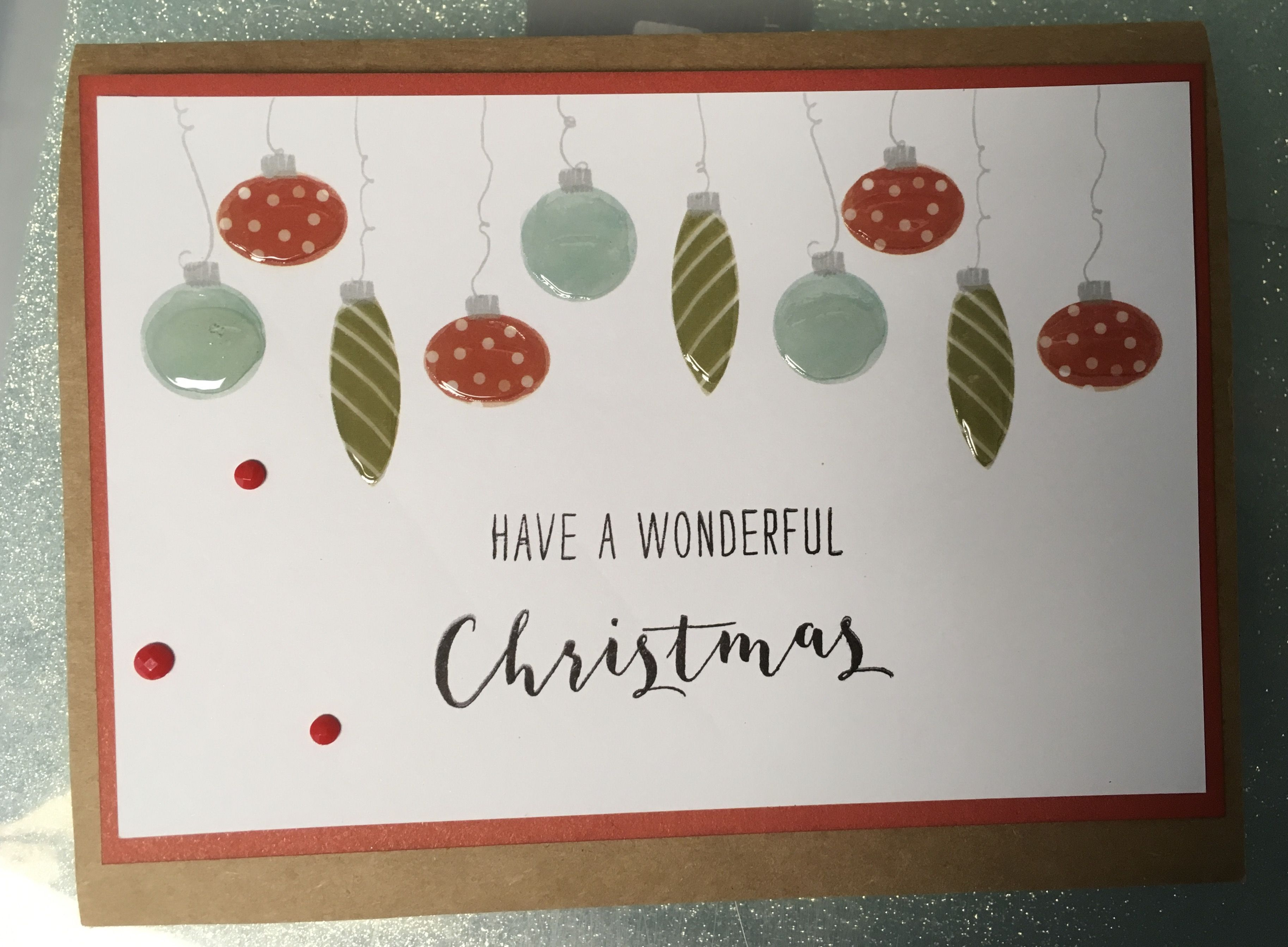 2017 Beary Christmas PML holiday card by Judy Larsen