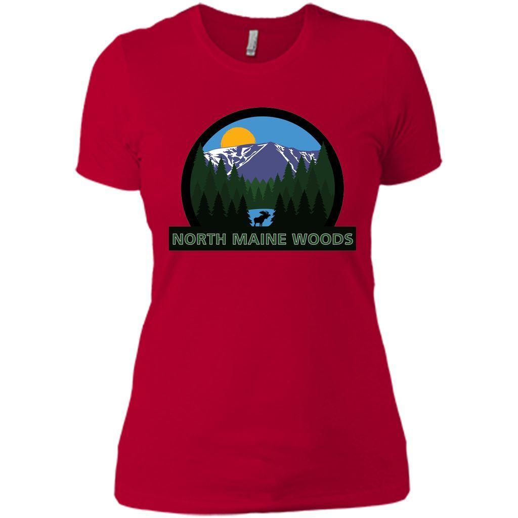 North Maine Woods T-Shirt