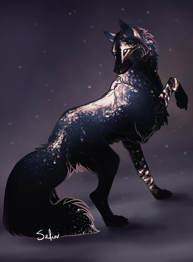 Auction closed by Safiru Mythical creatures art