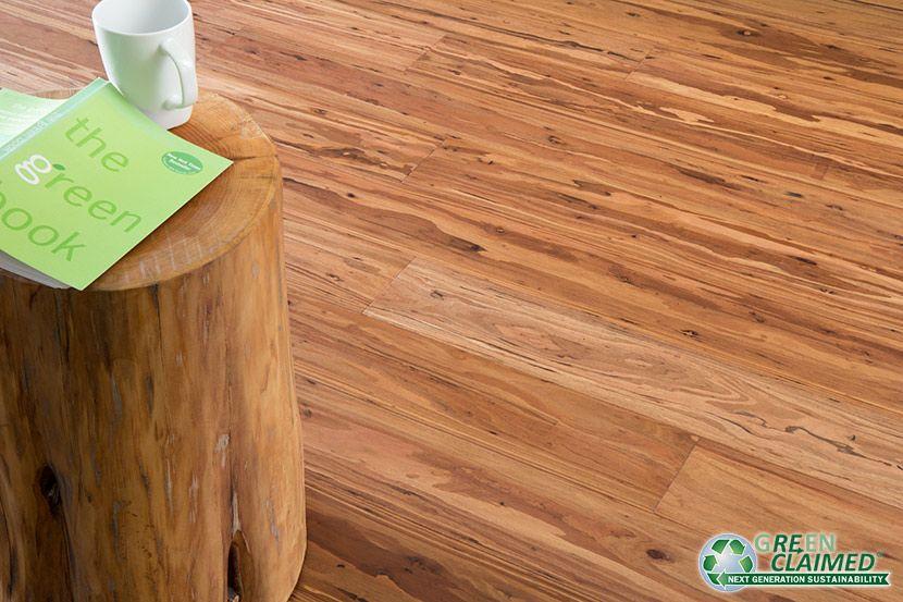 Walnut flooring alternative mocha fossilized eucalyptus for Cali bamboo cork flooring