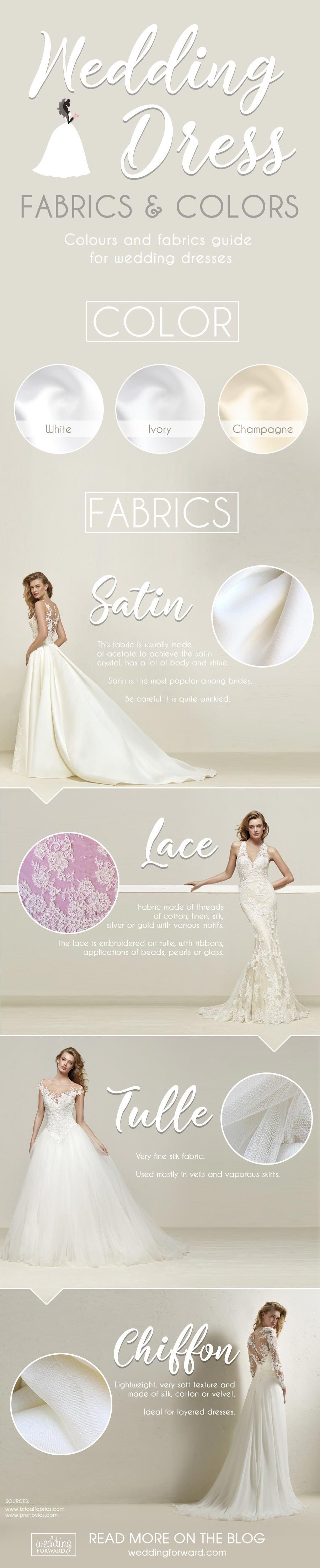 12 Wedding Dress Infographics To Make Your Ping Easier
