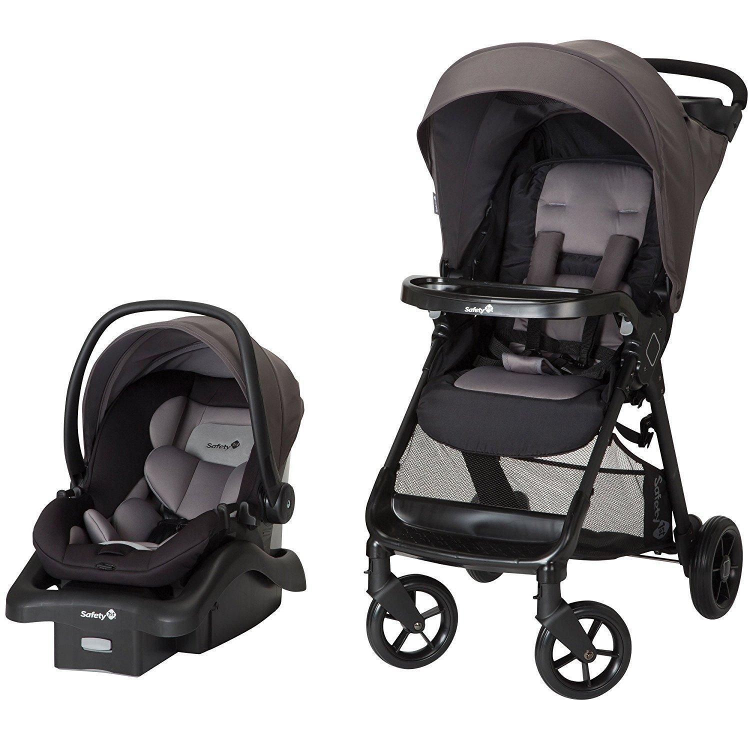 Safety 1st Smooth Ride Travel System with Board 35 LT Infant Car Seat