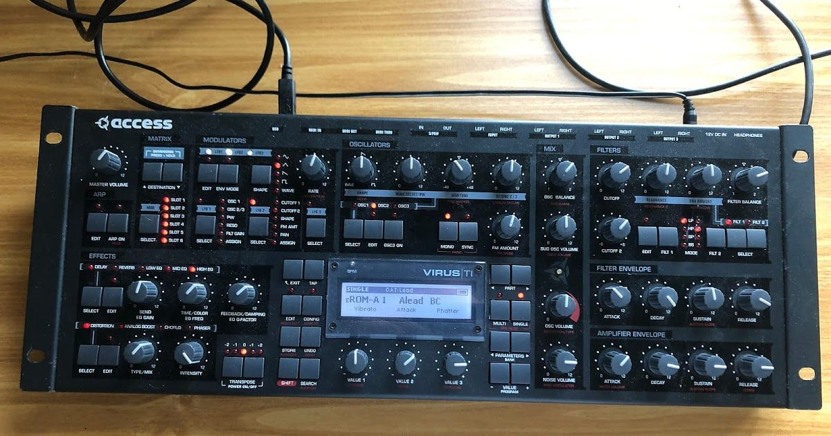 Pin On Synths For Sale