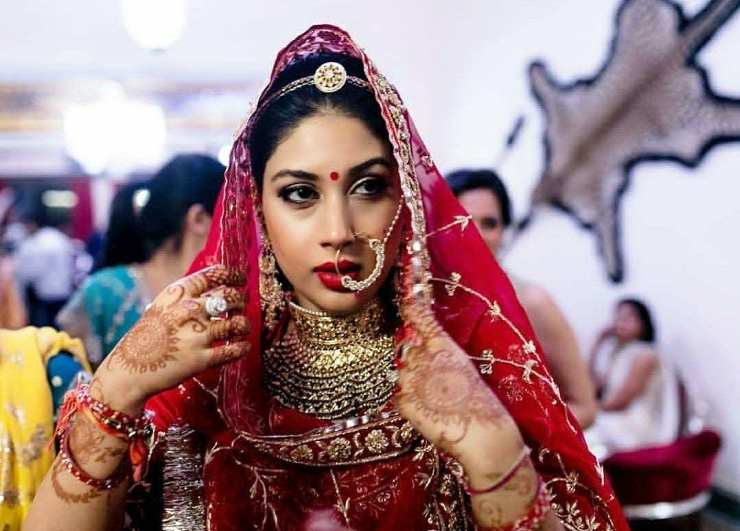 Rajput wedding dress  Rajput bride  Bridal photography  Pinterest  Indian wear and Jewel