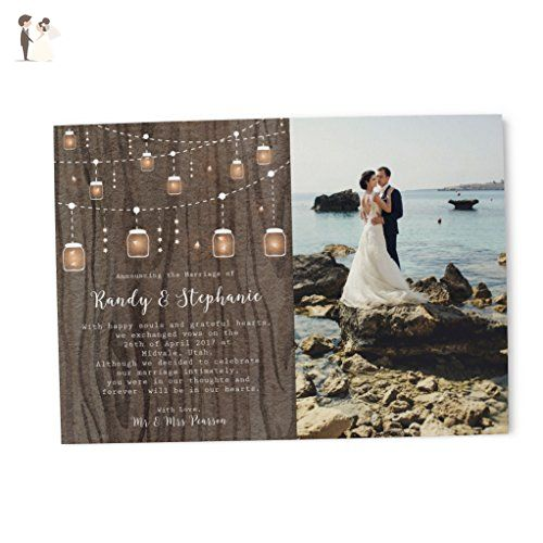 Rustic Wedding Reception Invitation Cards Party Invitations Partner Link