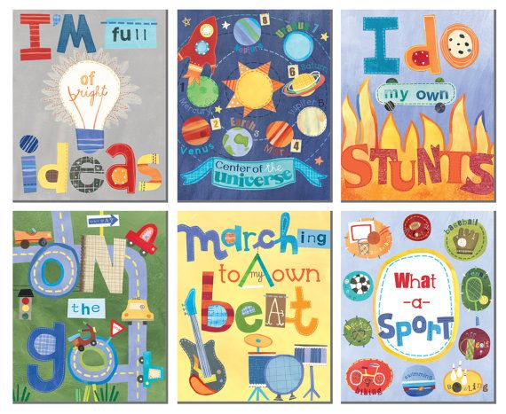What a guy  Inspirational wall cards for boys by missjillmcdonald