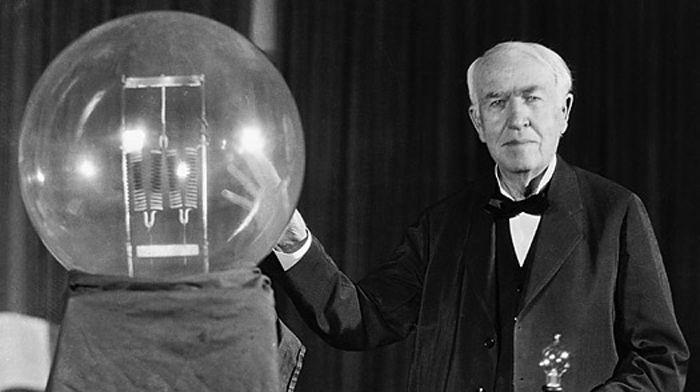 Henry Woodward and Matthew Evans. If you think Thomas Edison ...