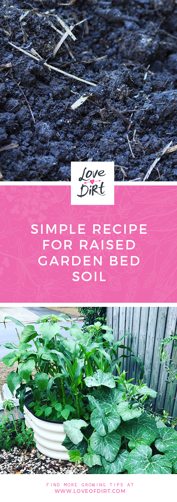 Soil recipe for raised garden beds (With images) Raised