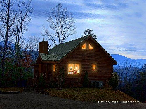 dream maker 1 bedroom pet friendly cabin in gatlinburg quiet